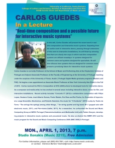 Lecture UCSB